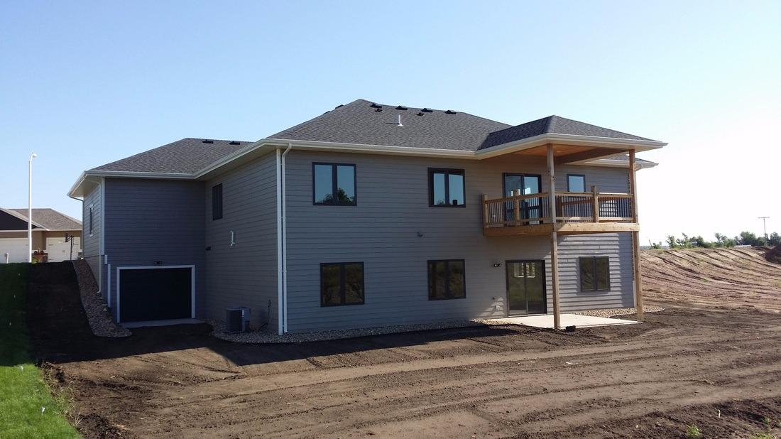 Oakland homes sioux falls south dakota sd for Sioux falls home builders