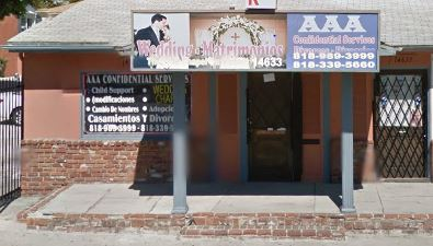 AAA Confidential services