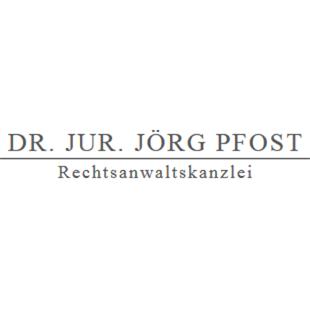 Dr. Jur. Jörg Pfost Rechtsanwalt