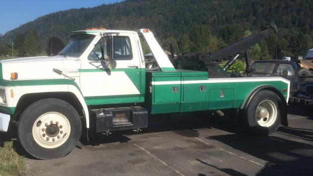 C W Automotive & Towing Chilliwack (604)823-7411