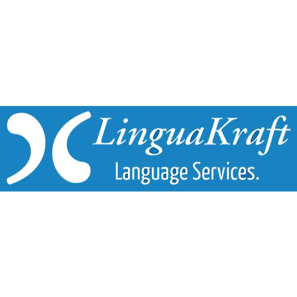 Logo LinguaKraft Übersetzungsbüro Frankfurt