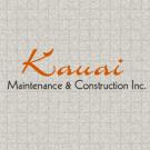 Kauai Maintenance & Construction, Inc.