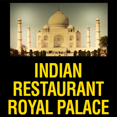 Indian Restaurant Royal Palace Logo
