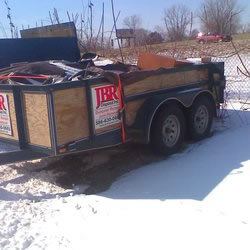 Junk Removal in Clinton Township