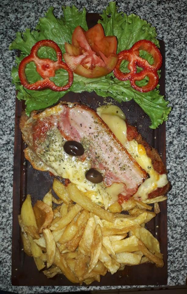 AJ Dulcinea Pizza Cafe Bar