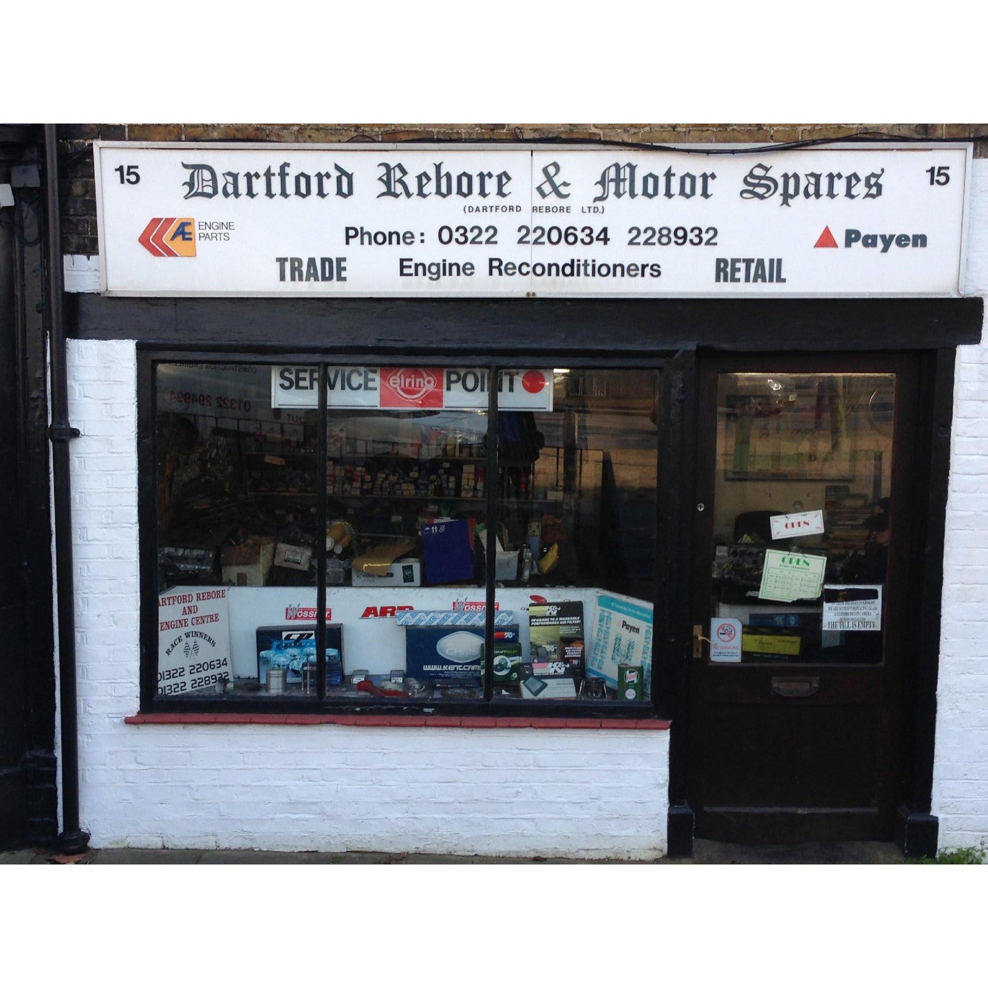 Dartford Rebore & Engine Centre Ltd - Dartford, Kent DA1 1UP - 01322 220634 | ShowMeLocal.com