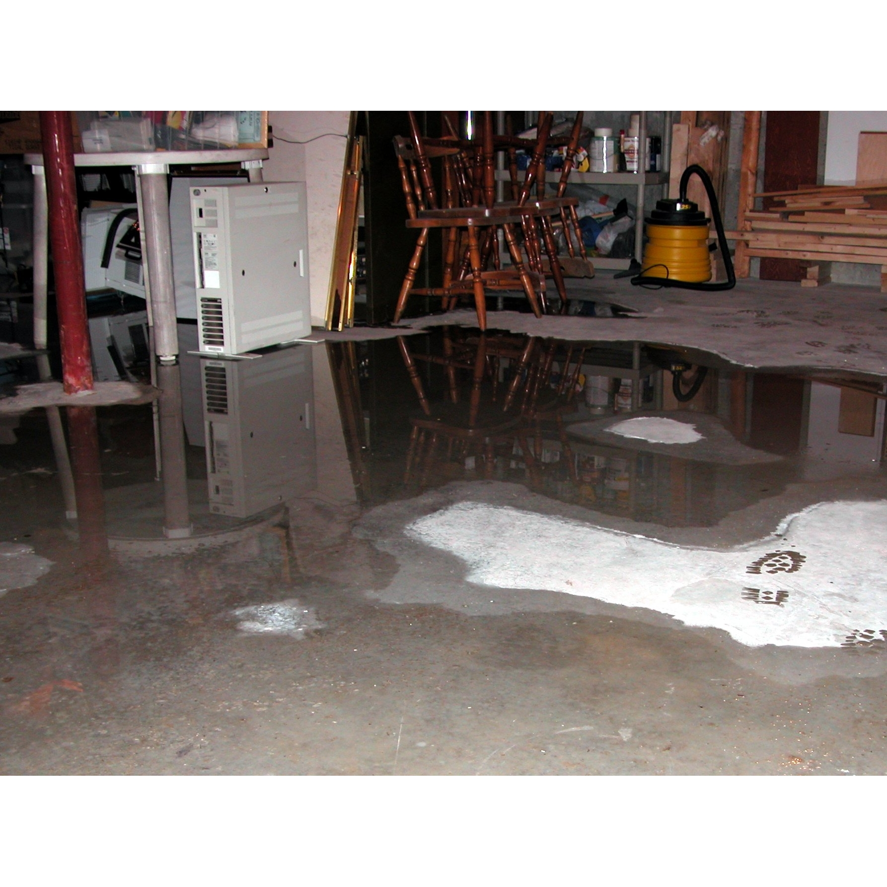 American Waterproofers Basement Waterproofing