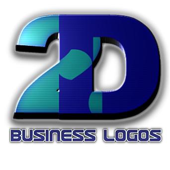 2D Business Logos