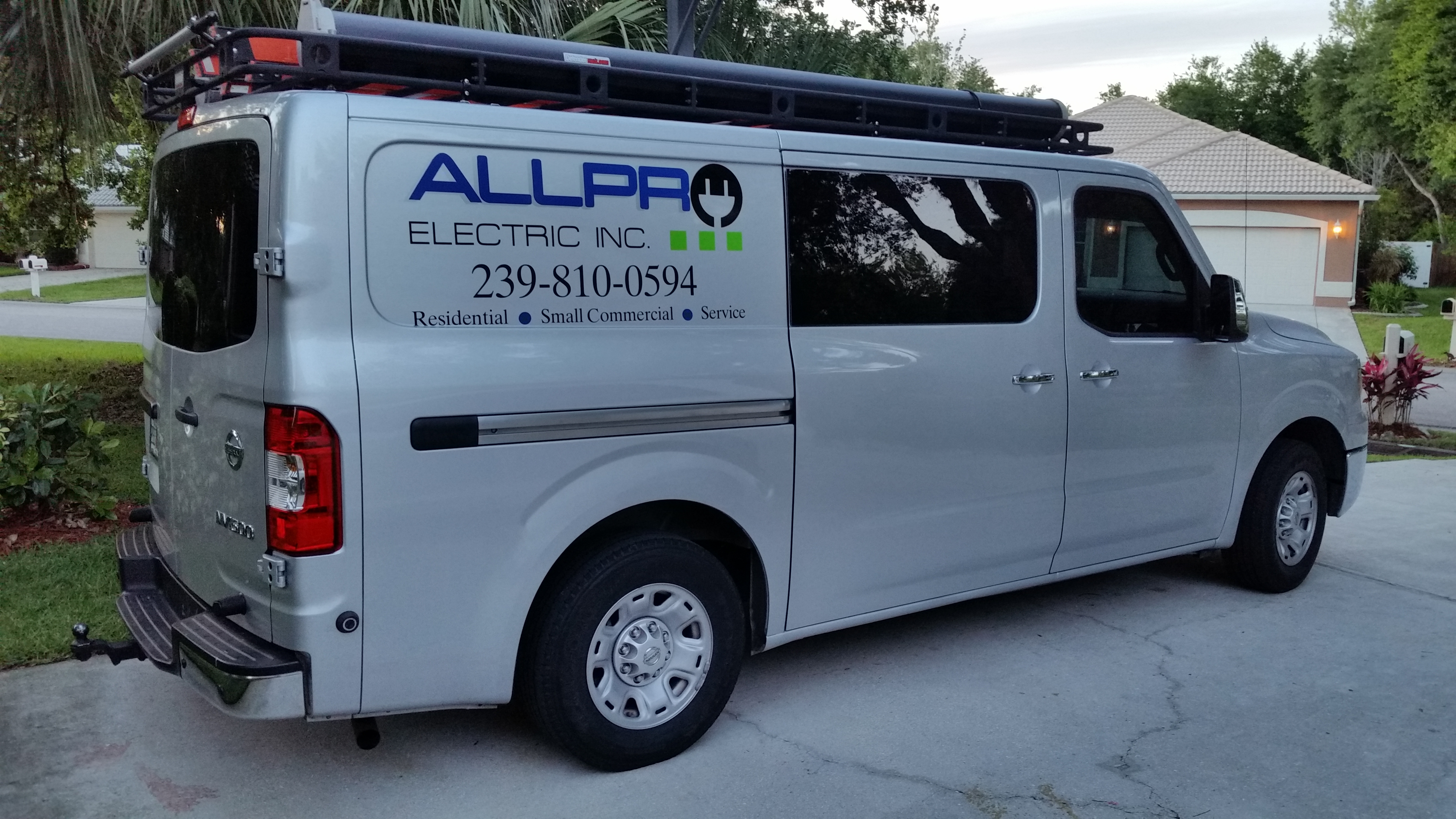 Allpro Electric Inc Fort Myers Florida Fl
