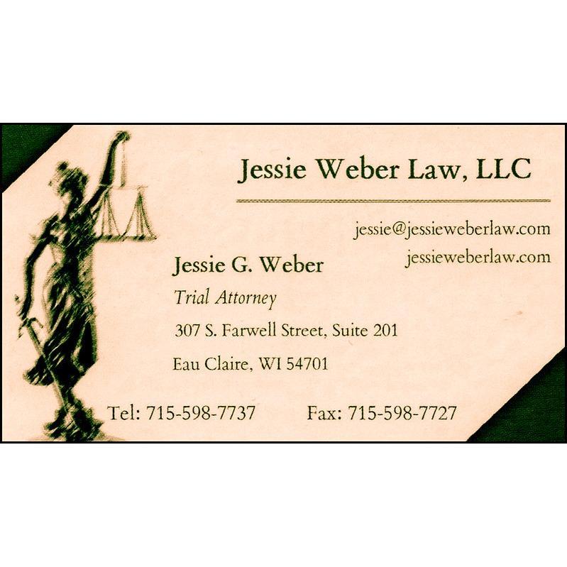 Jessie Weber Law, LLC - Eau Claire, WI - Attorneys