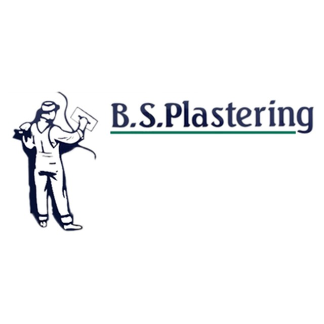 B.S. Plastering Logo