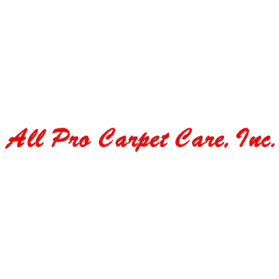 All Pro Carpet Care - Humble, TX - Carpet & Upholstery Cleaning