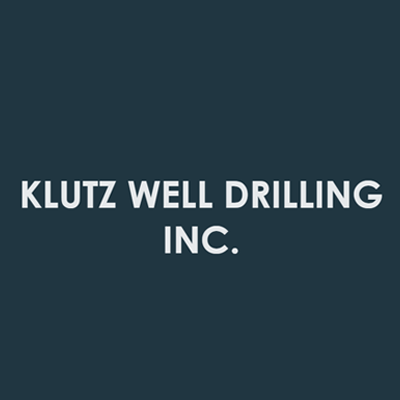 Klutz Well Drilling Inc.
