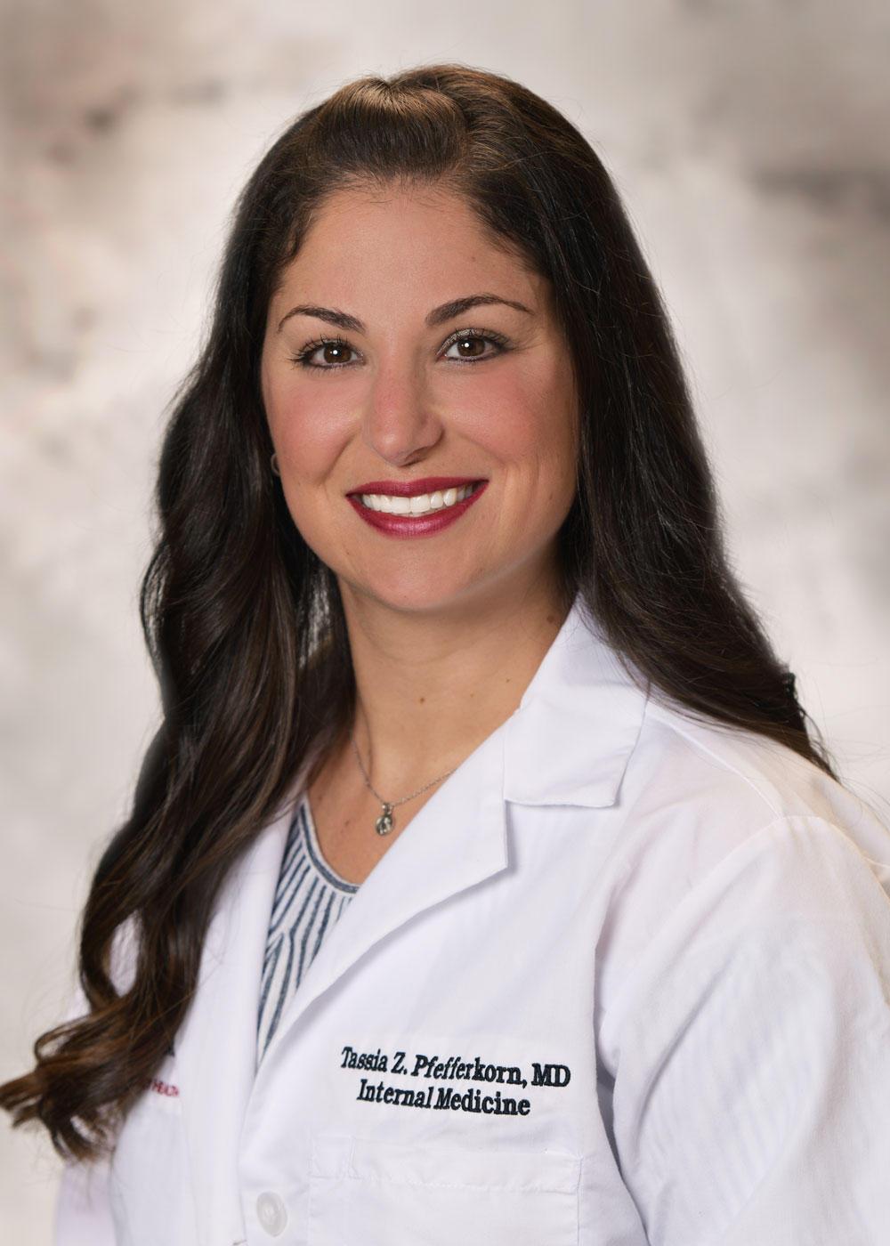 Tassia Pfefferkorn, MD