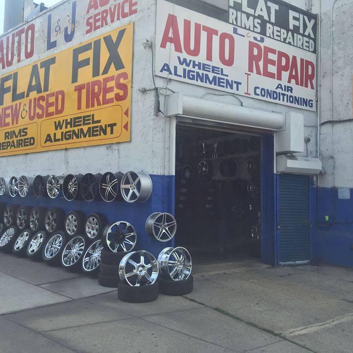 L&J Auto Service Inc