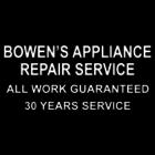 Bowen's Appliance Repair Service