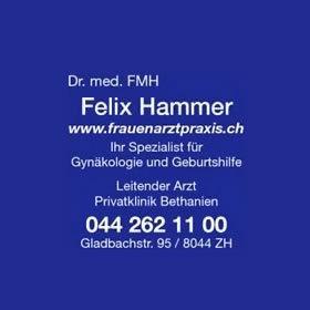 Dr. med. Felix Hammer