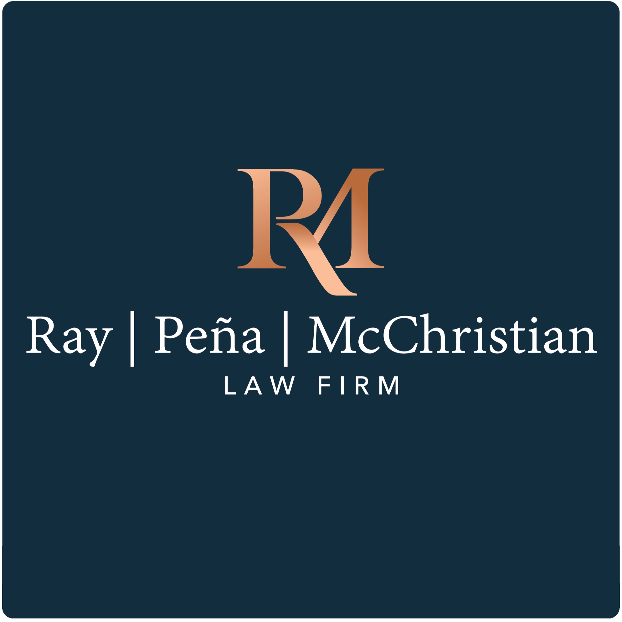 Ray Pen~a McChristian, P. C. Attorneys at Law