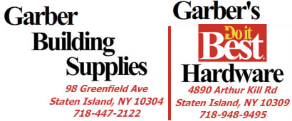Garber Building Supplies Co