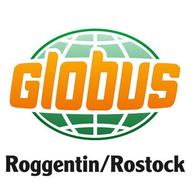 Logo von Globus Rostock-Roggentin