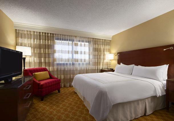 Marriott Madison West Room Service