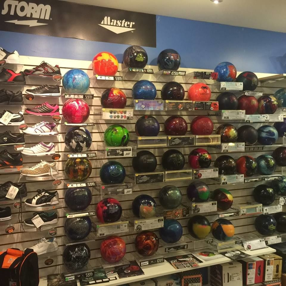 City Of Morton Illinois: Bowler's Edge Pro Shop In Morton Grove, IL 60053