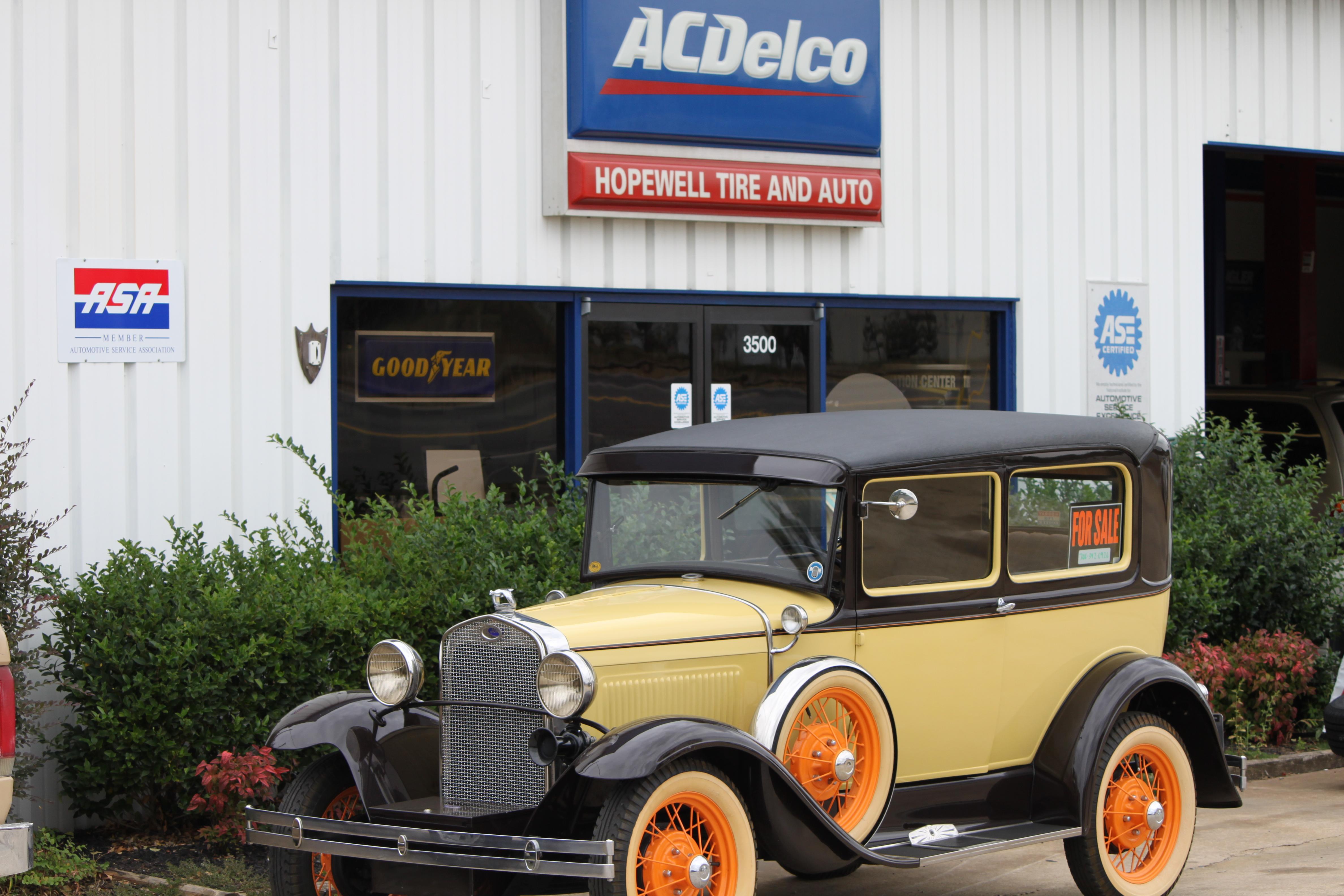 hopewell tire auto repair athens georgia ga. Black Bedroom Furniture Sets. Home Design Ideas