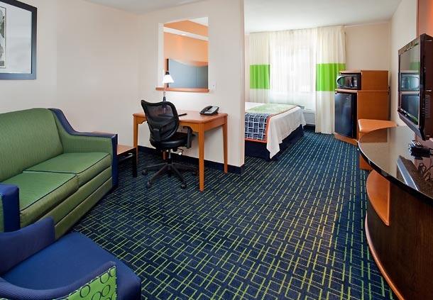 Fairfield Inn & Suites by Marriott Houston I-45 North image 5