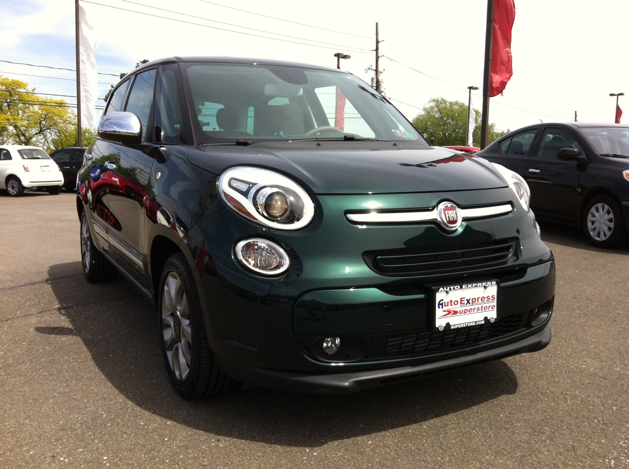 Auto Express FIAT of Erie in Waterford, PA 16441 - ChamberofCommerce.com