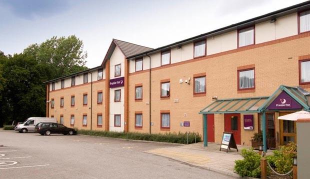 Premier Inn Harrogate Harrogate 08715 278490