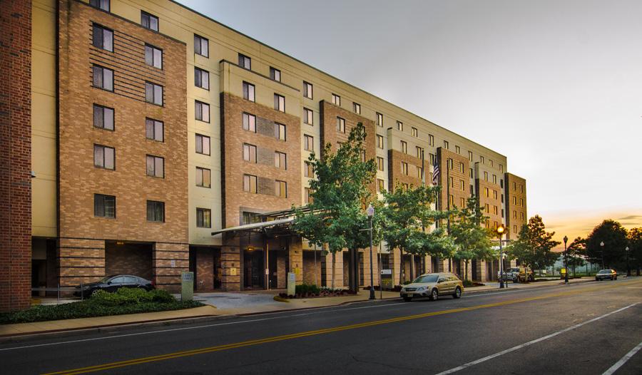 Wyndham Hotel Trenton Nj Restaurant