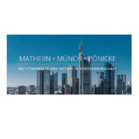 Bild zu Dr. Friedrich W. Mathern Rechtsanwalt und Notar in Frankfurt am Main