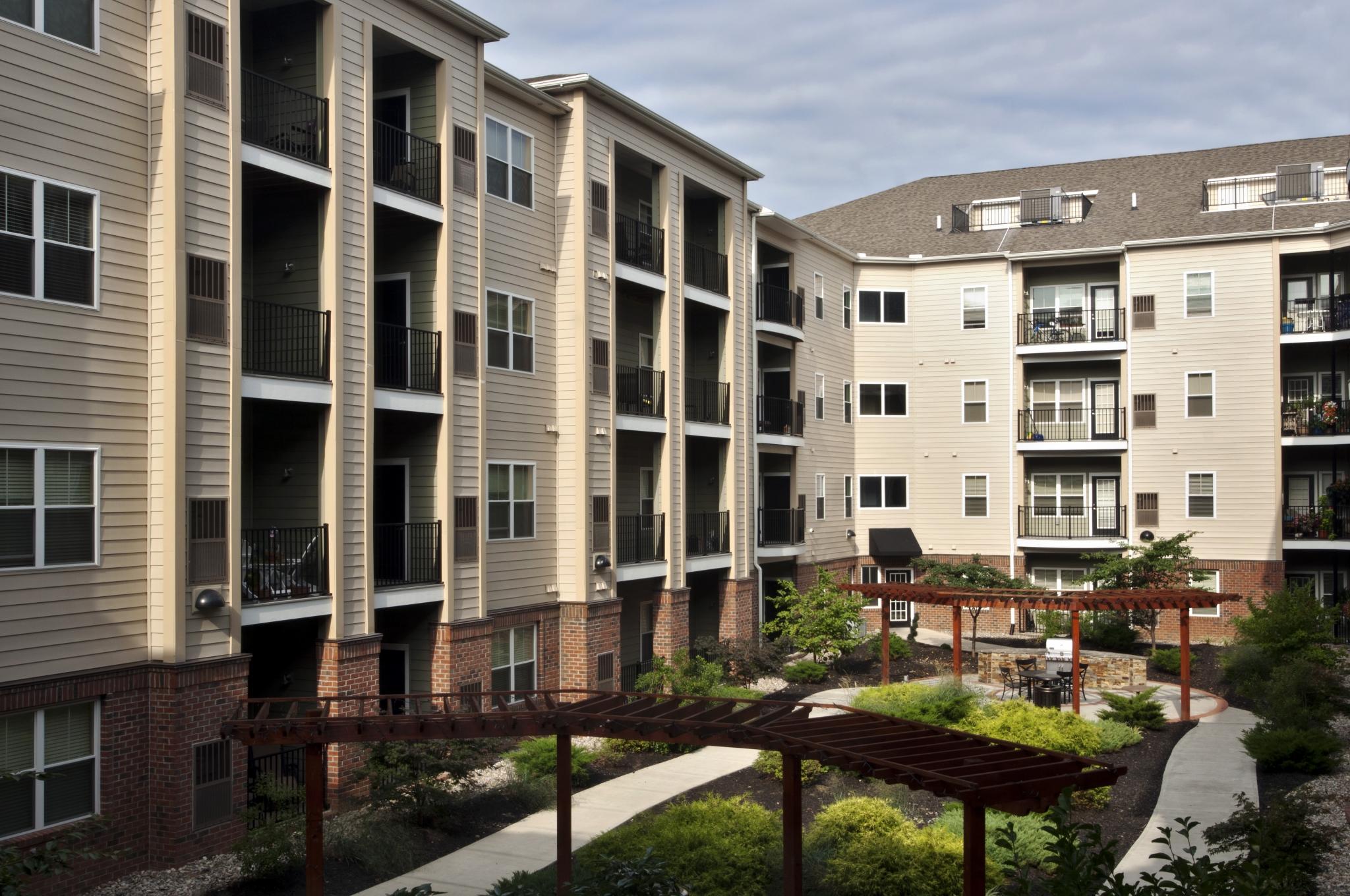 Alexander Apartments Albany Ny