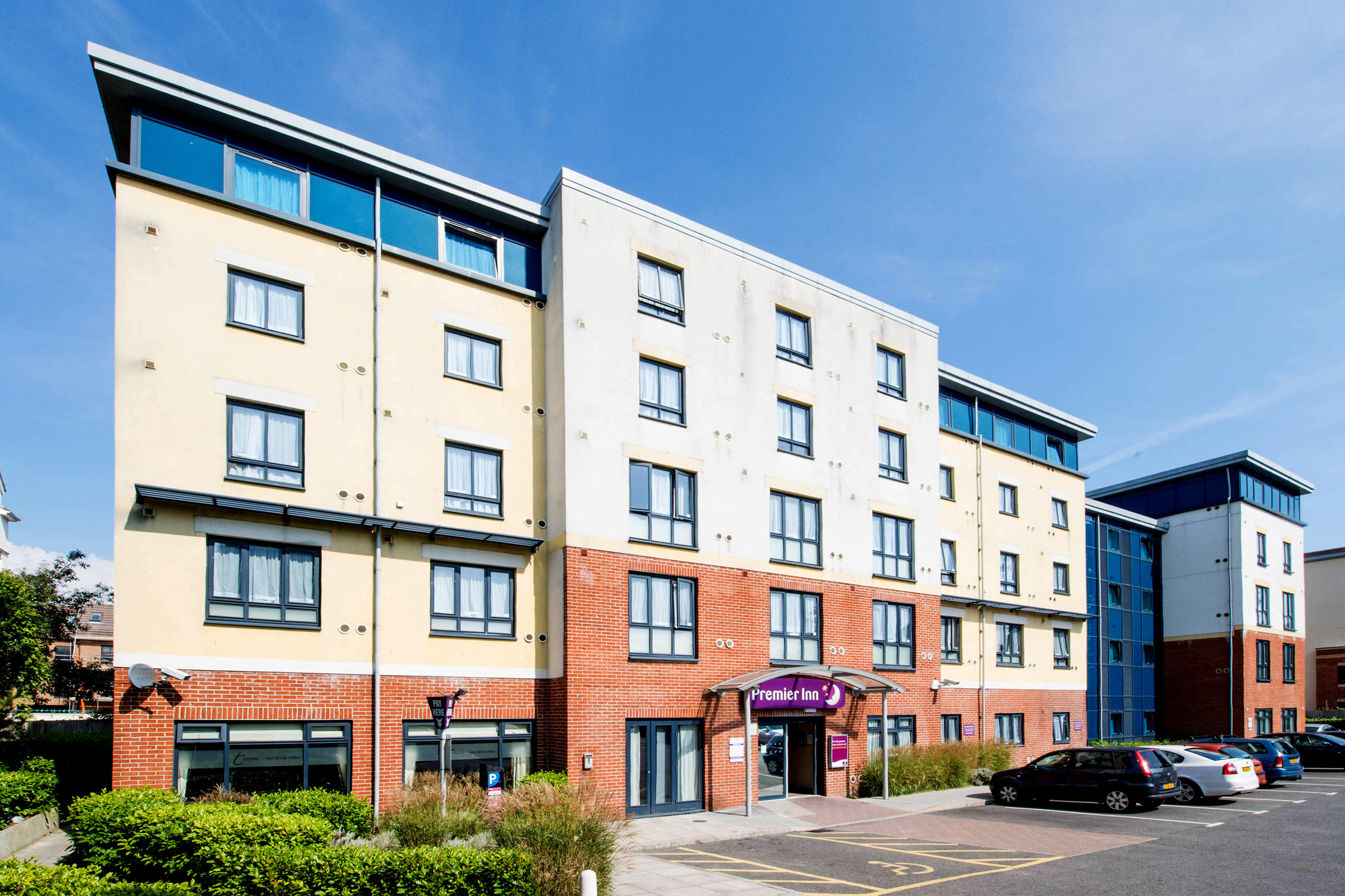 Premier Inn Bournemouth Westbourne hotel