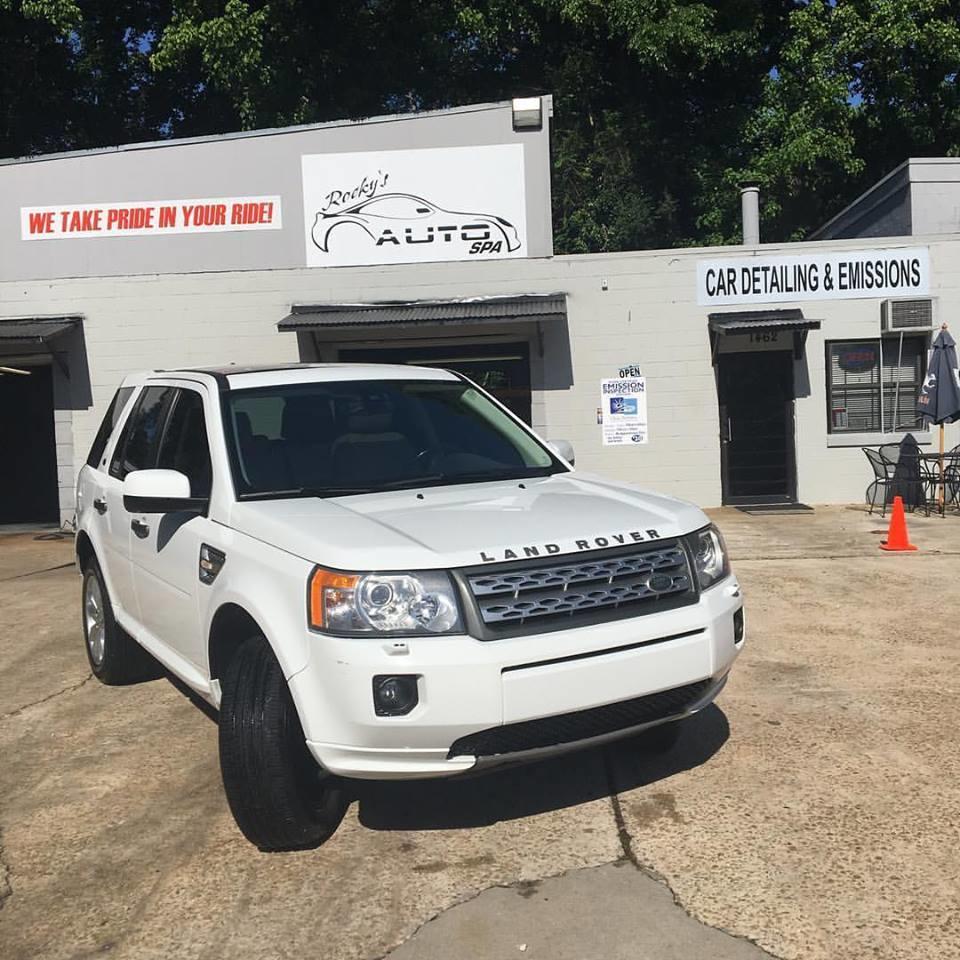 Interior Car Cleaning Okc: Rocky's Auto Spa, Decatur Georgia (GA)