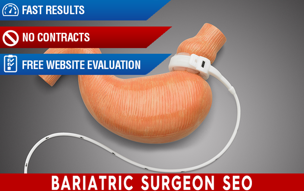 Bariatric Surgeon SEO Cincinnati