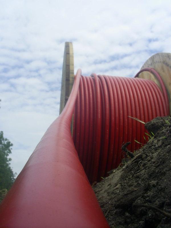 Spinder kabeltechniek