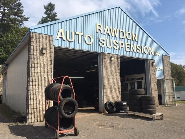 Garage Rawdon Auto Suspension 1998