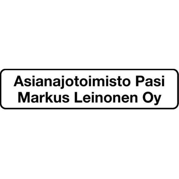 Asianajotoimisto Pasi Markus Leinonen Oy