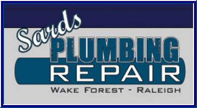 Sards Plumbing Repair - ad image