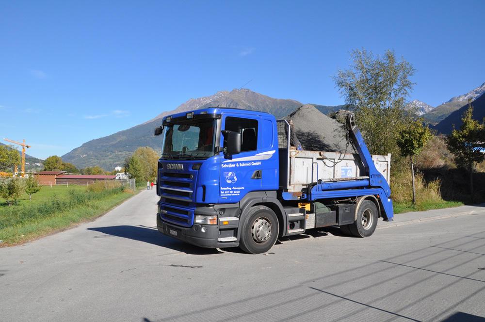 Schriber und Schmid Entsorgung Recycling