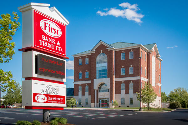 First Bank & Trust Co. - Christiansburg
