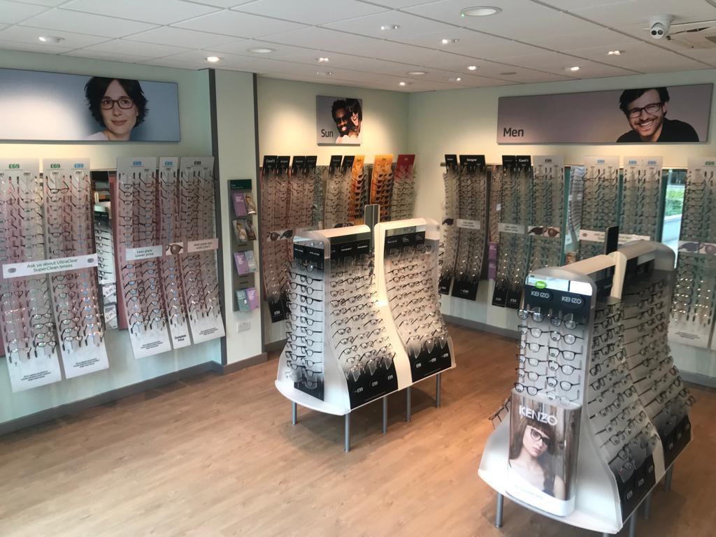 Specsavers Opticians London - Queensway
