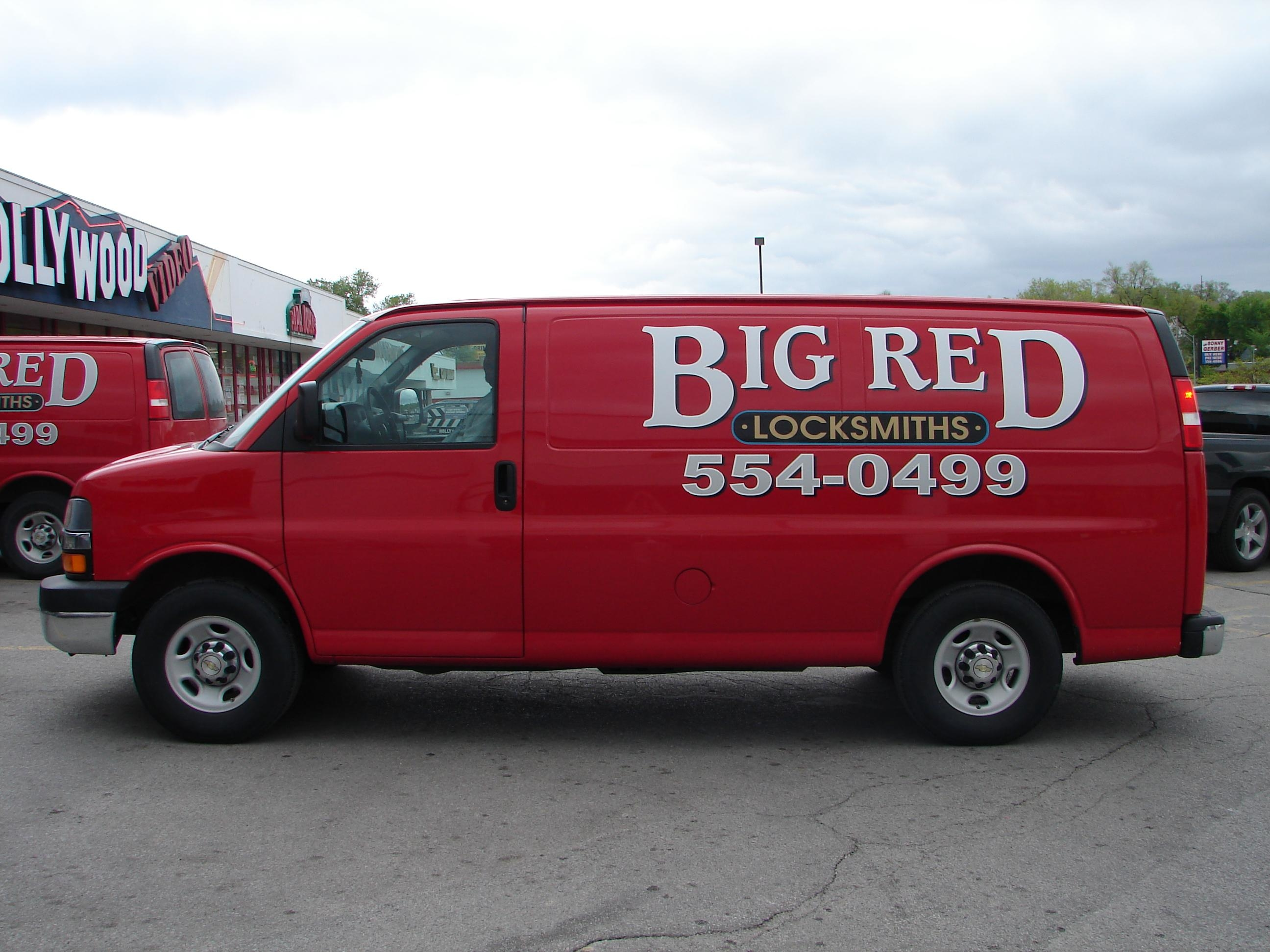 Big Red Locksmiths In Bellevue Ne 68005