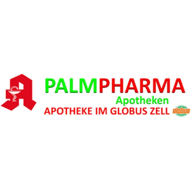Logo der Palmpharma Apotheke im Globus Zell