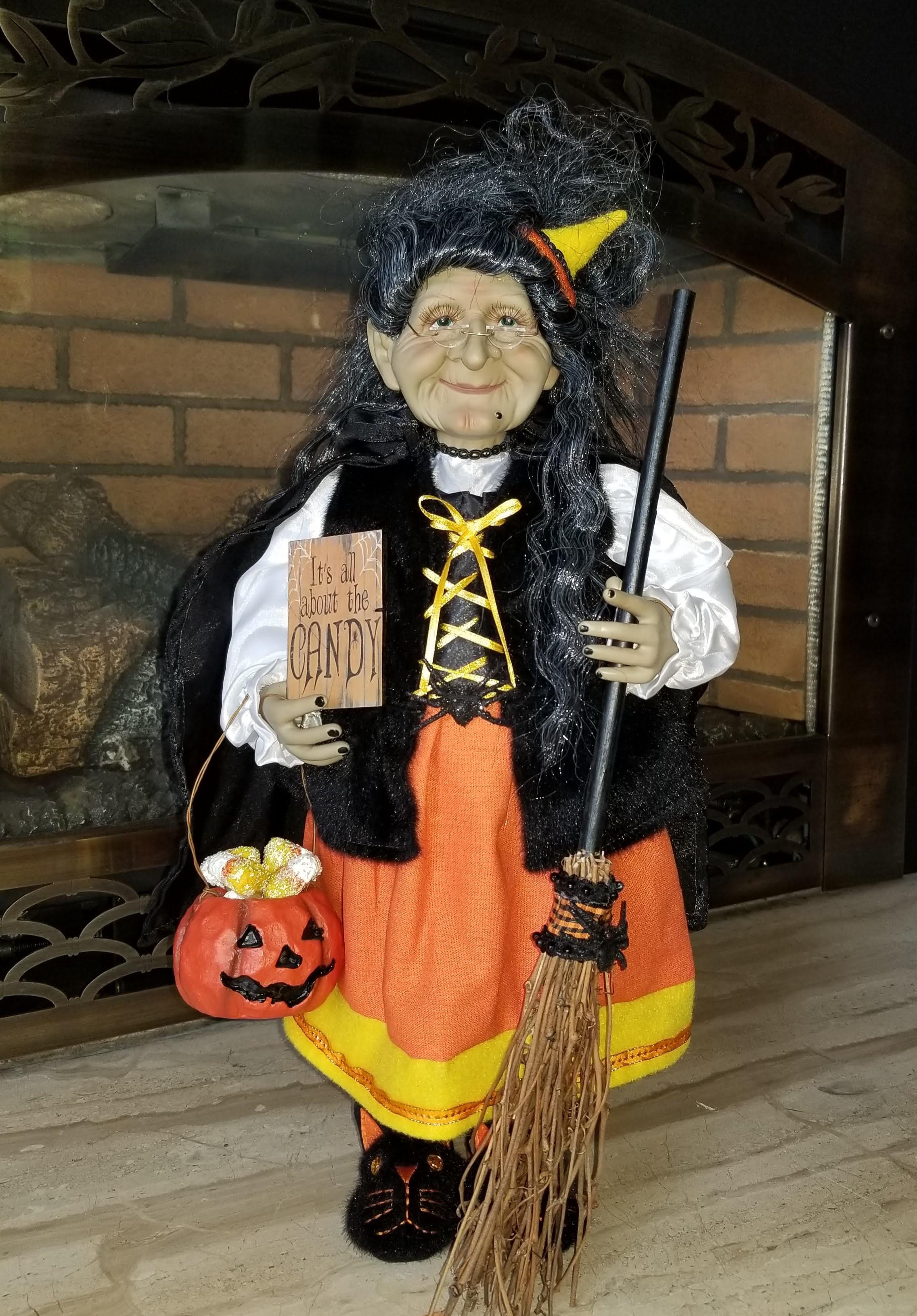 Karen Didion Witch