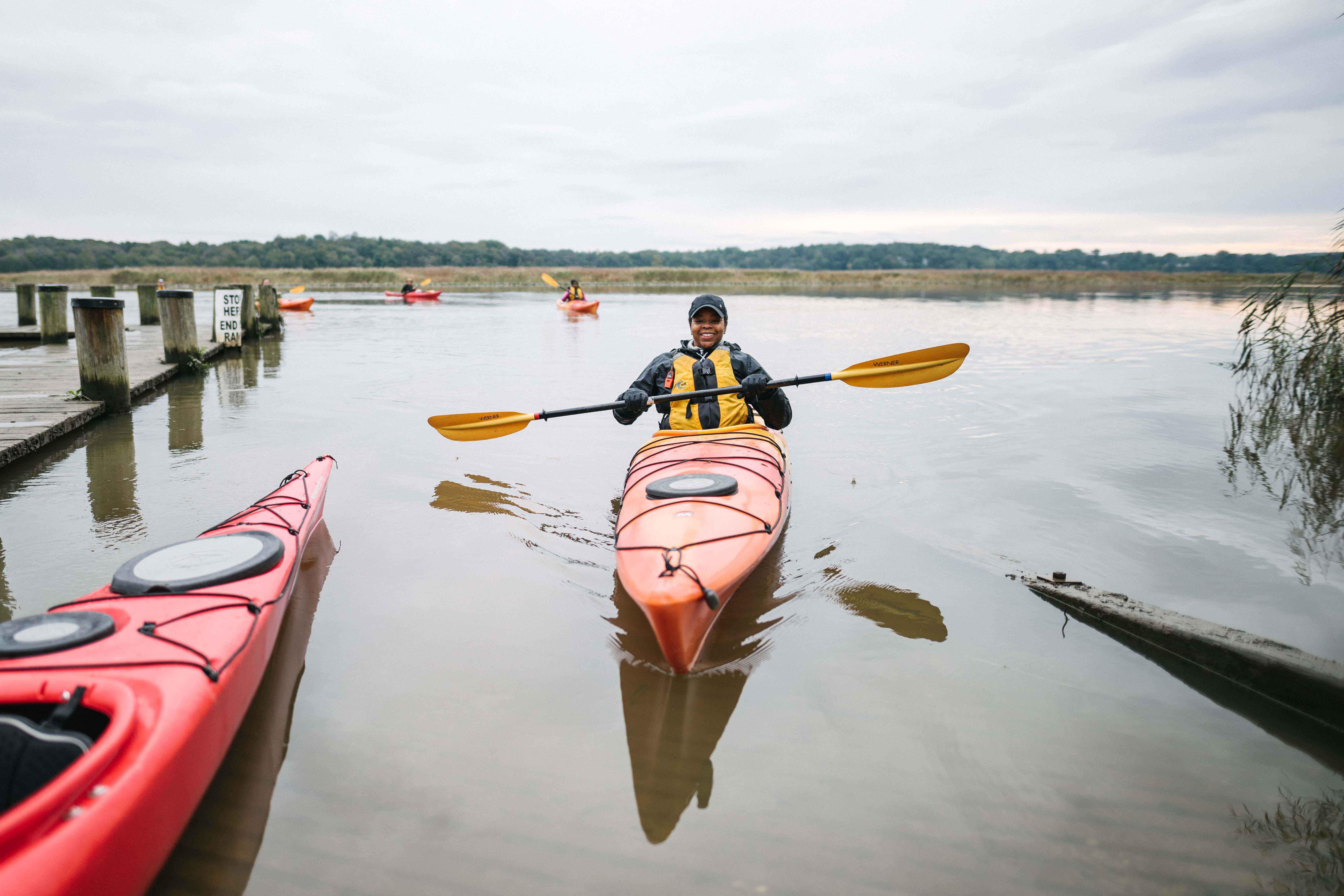 Sold Out - Essential Kayaking Skills