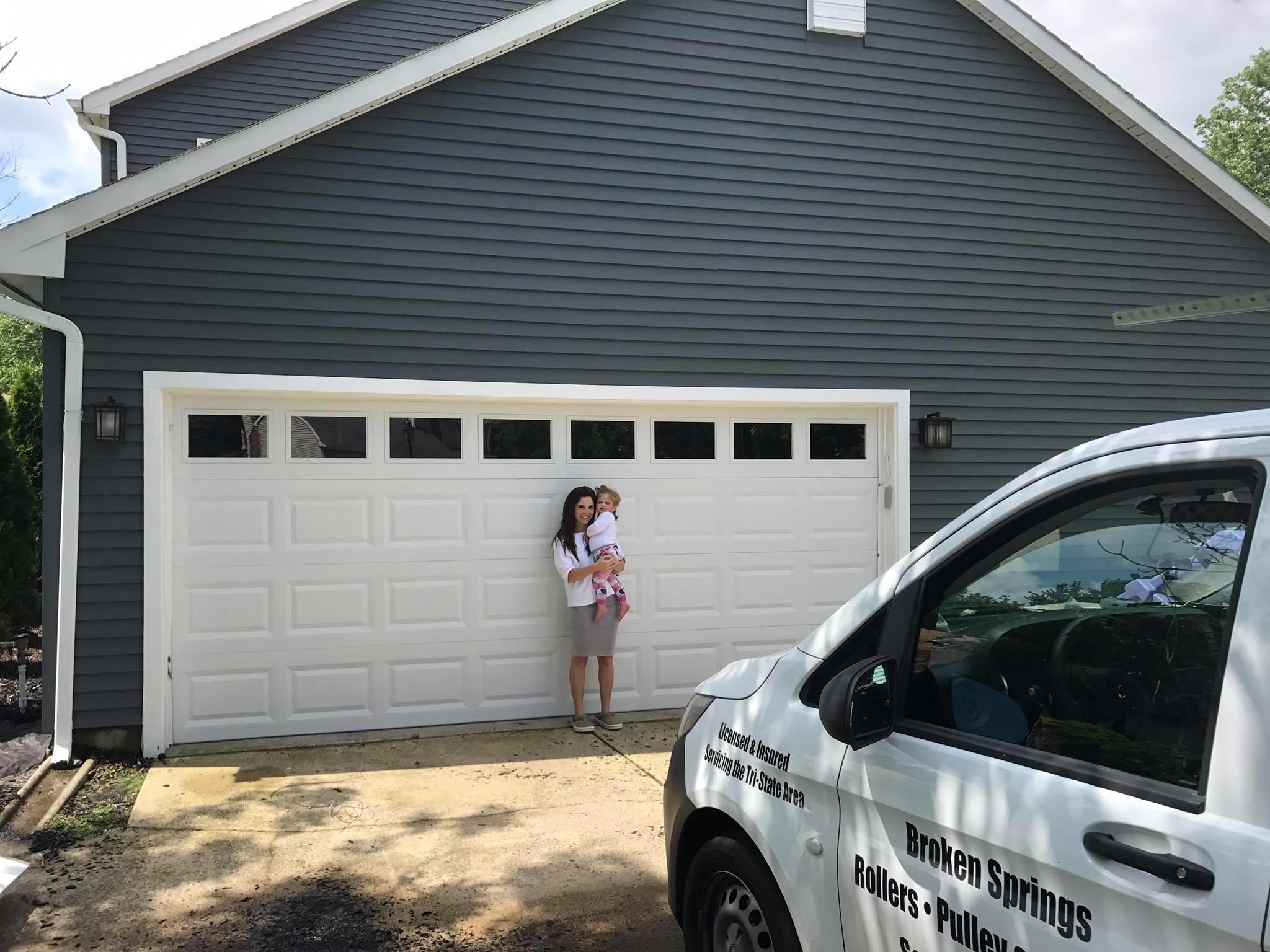 Aviya 39 s garage door in cherry hill nj 08002 for Garage door repair cherry hill nj