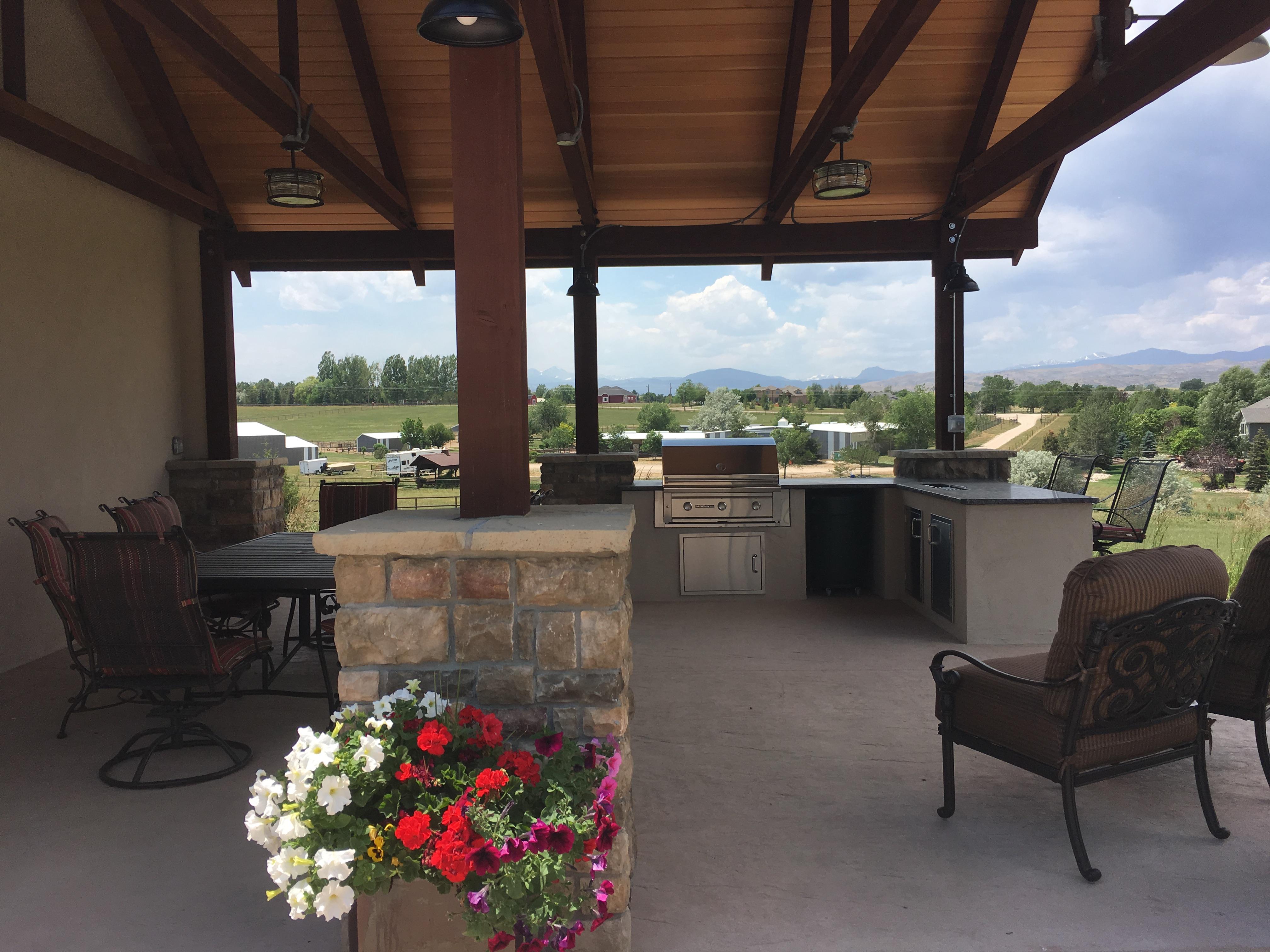 Colorado vista landscape design inc windsor colorado for Garden design inc