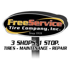 Free Service Tire Company - Roanoke, VA - Tires & Wheel Alignment